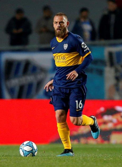 De Rossi Boca gol