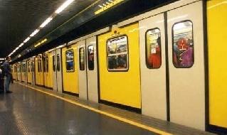 Metro Napoli-Barcellona