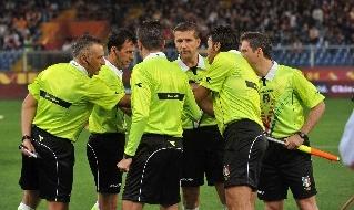 Arbitri Serie A, CAN A e B