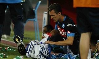Arkadiusz Milik, noto anche con il diminutivo Arek, è un calciatore polacco, attaccante del Napoli e della nazionale polacca