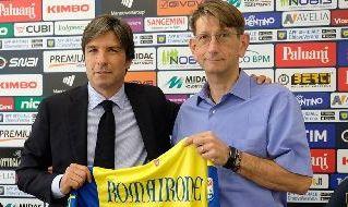Romairone, ds del Chievo Verona
