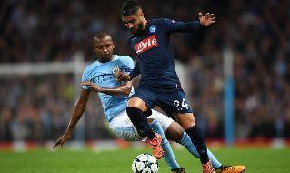 I convocati di Napoli-Inter