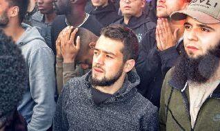 Amin Younes, esterno offensivo tedesco dell'Ajax