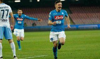 Mario Rui in Napoli - Lazio