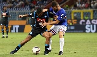 Lorenzo Tonelli, difensore della Sampdoria