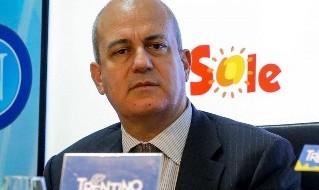Andrea Chiavelli, amministratore delegato SSC Napoli