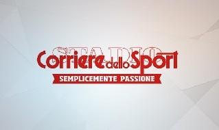Corriere dello Sport PRIMA PAGINA - 21 luglio 2019