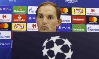 Thomas Tuchel, allenatore del Paris Saint-Germain