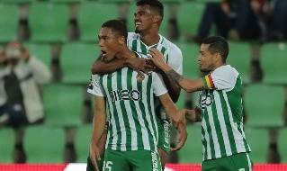 Vinicius Morais, attaccante del Napoli in prestito al Rio Ave