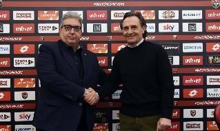 Ufficiale - Cesare Prandelli nuovo allenatore del Genoa