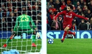 Salah contro Ospina