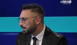 Gennaro Iezzo in diretta a CN24 TV