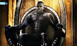 Koulibaly, il Black Panther di Napoli (immagine a cura di Giuseppe Cautiero)