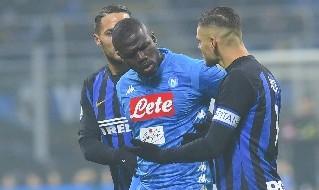 Koulibaly in Inter-Napoli, ricorso alla squalifica