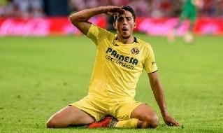 Fornals, centrocampista del Villareal