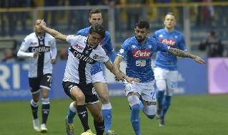 Roberto Inglese, Parma-Napoli