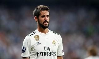 Isco, centrocampista del Real Madrid