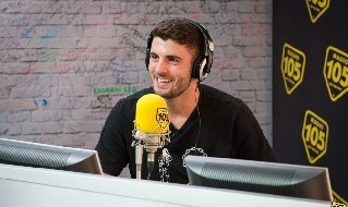Patrick Cutrone del Milan a Radio 105