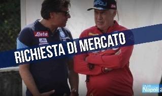 Calciomercato Napoli, Giuntoli e Ancelotti