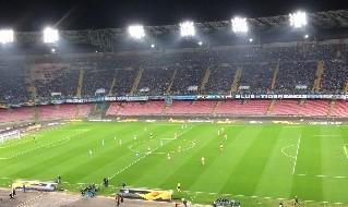 Stadio San Paolo, Napoli-Salisburgo
