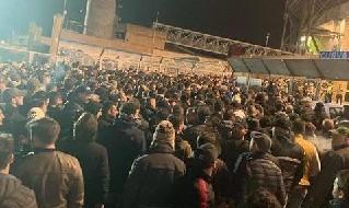 Esterno dello stadio San Paolo