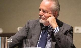 Aurelio De Laurentiis all'ECA