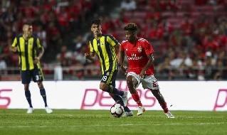 Gedson Fernandes, centrocampista portoghese del Benfica