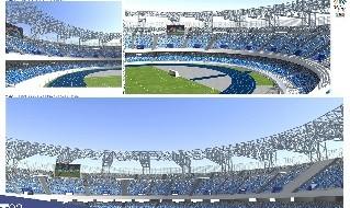 nuovo Stadio San Paolo Napoli