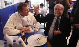 De Laurentiis investe nella ristorazione