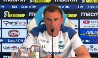 Leonardo Semplici in conferenza stampa