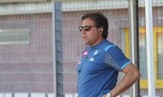 Cristiano Giuntoli, direttore sportivo del Napoli