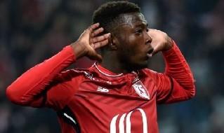 Nicolas Pépé è un calciatore ivoriano, attaccante del Lilla e della nazionale