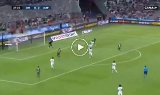 Marsiglia Napoli gol Mertens