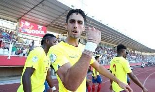Leonardo Campana, attaccante ecuadoriano del Barcelona SC