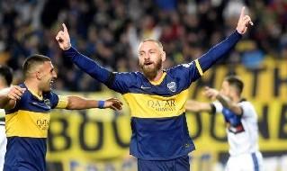 De Rossi Boca Juniors gol
