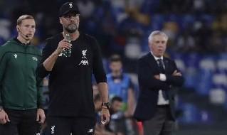 Formazioni Liverpool Napoli, Klopp e Ancelotti