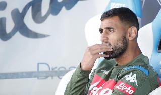 Faouzi Ghoulam, terzino sinistro del Napoli