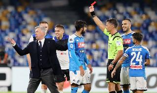 Carlo Ancelotti squalificato
