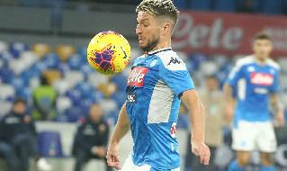 Dries Mertens, attaccante belga del Napoli