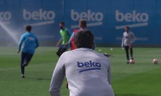 Ernesto Valverde, allenatore del Barcellona