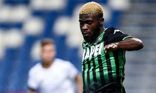 Jérémie Boga è un calciatore francese naturalizzato ivoriano, attaccante del Sassuolo
