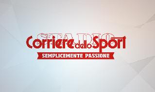 Corriere dello Sport PRIMA PAGINA - 25 gennaio 2021