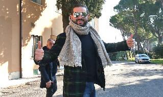 Edo De Laurentiis a Villa Stuart: foto CalcioNapoli24