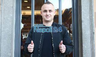 Stanislav Lobotka, centrocampista del Napoli
