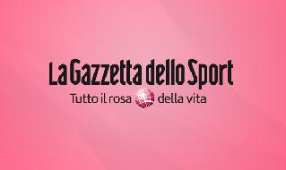 Gazzetta dello Sport Prima pagina 26 settembre 2020