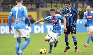 Diego Demme è un calciatore tedesco, centrocampista del Napoli
