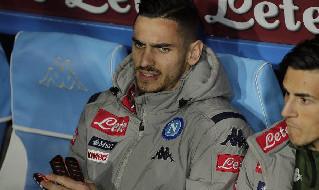 Alex Meret, portiere del Napoli