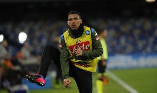 Allan, centrocampista del Napoli