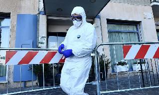 Coronavirus, dati Regione Campania