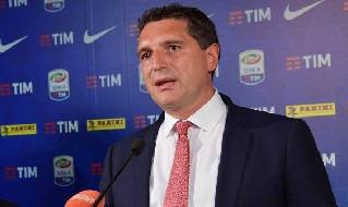 Luigi De Siervo, ad Lega calcio